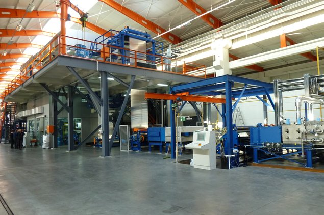 Bronx Colour Coating Line, Turkey