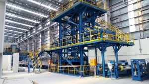 Bronx Coil Coating Line